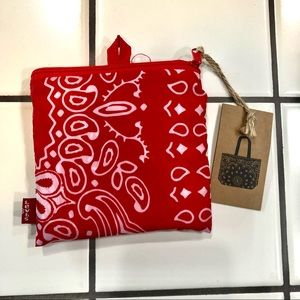 Levi Strauss Bandana reusable bag Target Collab